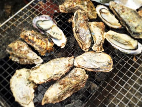 BBQ・牡蠣